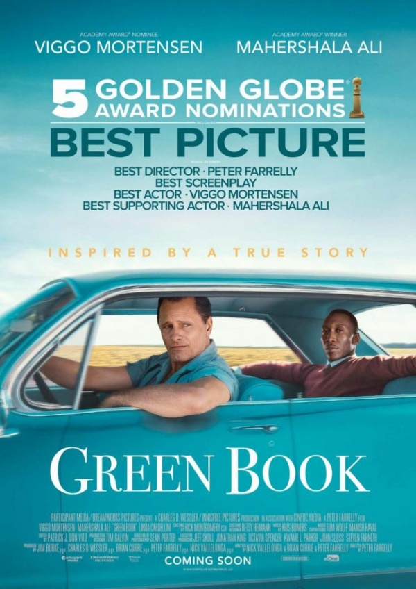 Filmhuis Lisse: Green Book