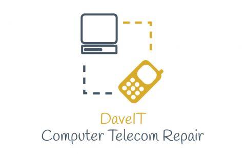 DaveIT Telecom Verkoop en Reparaties