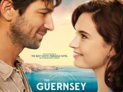 Filmhuis Lisse presenteert The Guernsey Literary Society