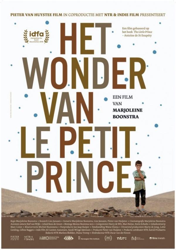 Filmhuis Lisse: Het wonder van Le Petit Prince