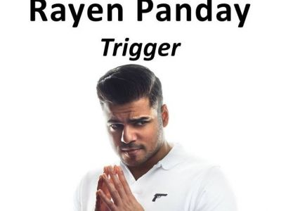 Theater Floralis presenteert Rayen Panday - Trigger