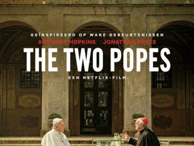 Filmhuis Lisse presenteert Two Popes