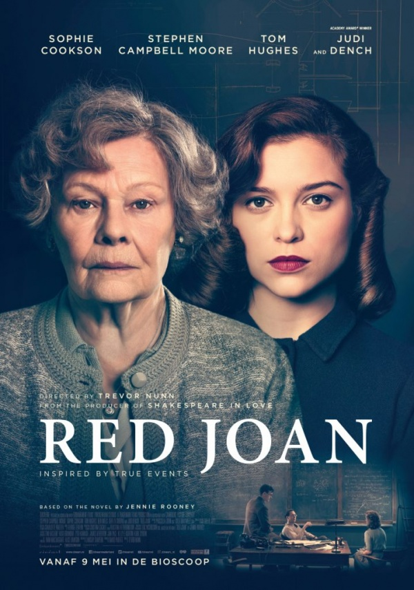 Filmhuis Lisse presenteert Red Joan