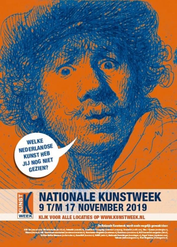 Dorpshart Expo tijdens Kunstweek Lisse