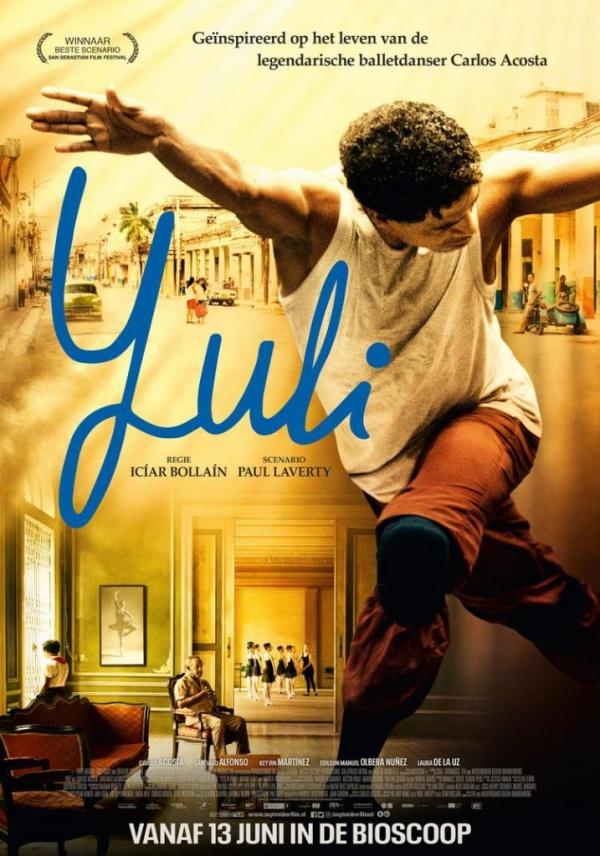 Filmhuis Lisse presenteert Yuli