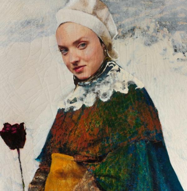 Museum De Zwarte Tulp presenteert Lita Cabellut – De Zwarte Tulp