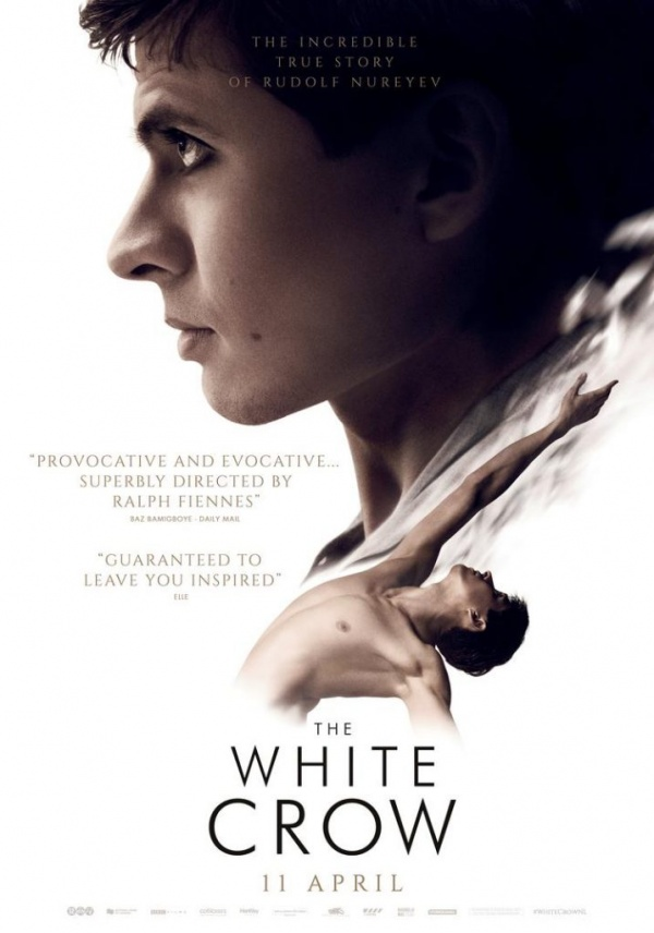 Filmhuis Lisse presenteert The White Crow