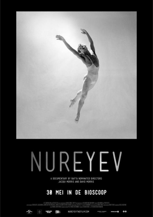 Filmhuis Lisse presenteert Nureyjev