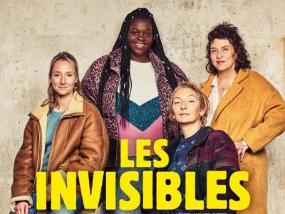 Filmhuis Lisse presenteert Les Invisibles