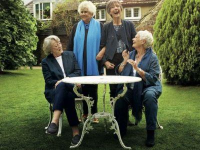 De laatste Dinsdag, filmhuis Lisse presenteert Tea with the Dames