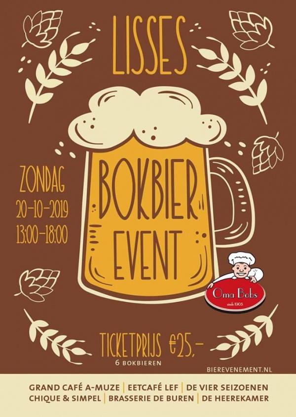 Lisses Bokbier Event
