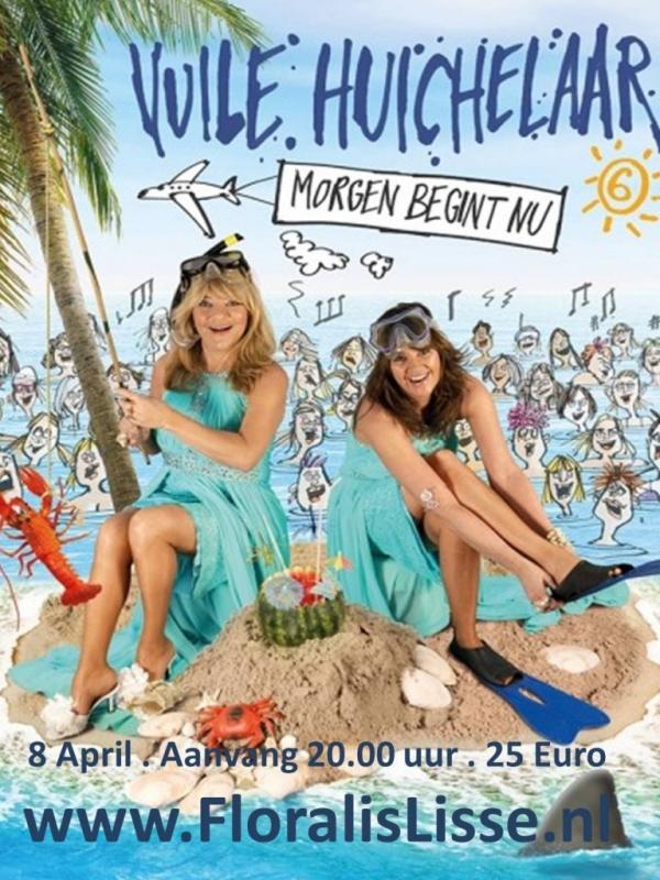 Theater Floralis presenteert Vuile Huichelaar – Morgen begint nu!