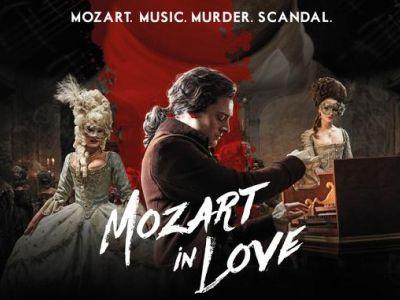 Filmhuis presenteert Mozart in Love